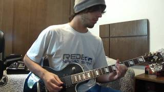 Extol - Blood Red Cover guitar cover