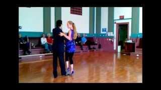Argentine Tango 50 steps. Basic to Advanced steps / Figures. www.tangonation.com August 2012