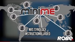 MiniMe - NAS Synology instructional video