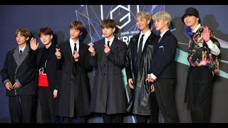 mqdefault - [BTS NEWS]BTS Walks Red Carpet in Deadly Suits