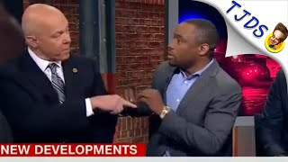 Race-Baiter Causes Uproar On CNN After Spewing Racist Garbage