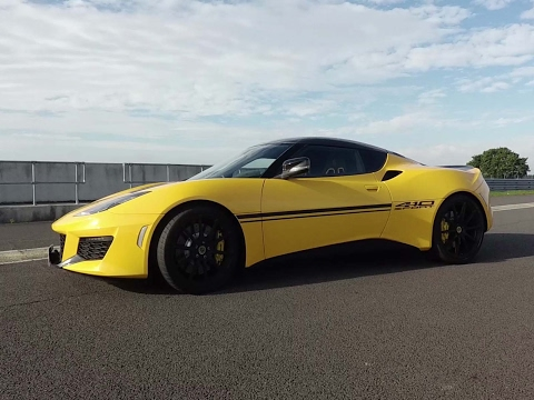 LOTUS Evora Sport 410 Essence