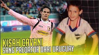 KISAH EDINSON CAVANI : Predator Yang Mematikan Dari Uruguay