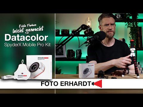 Vorgestellt: Das Datacolor SpyderX Mobile Pro Kit
