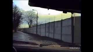 preview picture of video 'Grenzsicherungsanlagen in der Bertinistraße in Potsdam im Februar 1990'