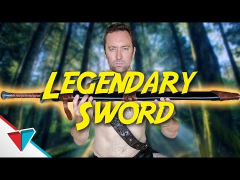 Legendární meč