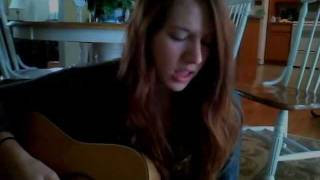 """The Ice Is Getting Thinner""- Death Cab For Cutie- Kelly English Cover Video"