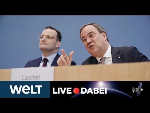 """In der Krise bewährt: Ministerpräsident Armin Laschet beruft """"Expertenrat Corona"""""""