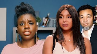 Toni Braxton BLASTED by Ex-Husband Keri Lewis for calling him a b**** publicly!