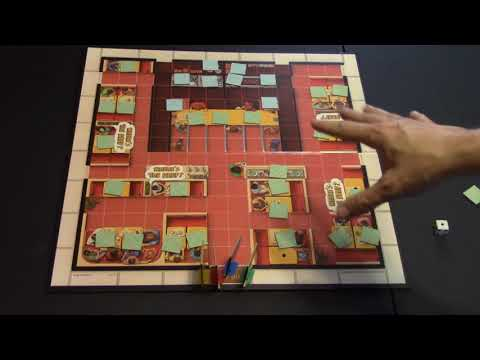 Matt's Boardgame Review Episode 252: Where's the Beef?