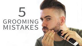 5 Grooming Mistakes Men Make | Facial Hair Tips For Men | Alex Costa