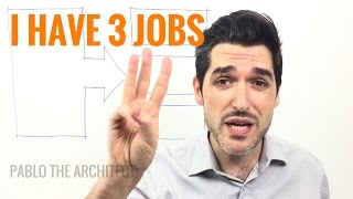 I Have 3 Jobs - Based on the idea of Alex Fischer