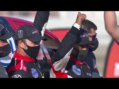 2021年 ダカール・ラリーに参戦中のToyotaGazooRacingステージ12ハイライト動画