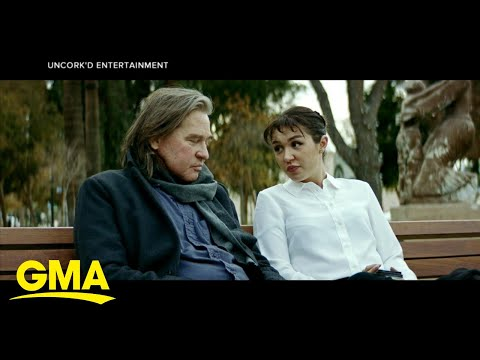 Val Kilmer and his daughter, Mercedes, talk about their new movie, 'Paydirt' l GMA
