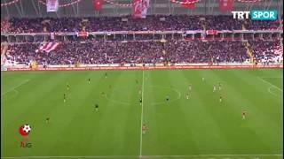 Sivasspor 4-0 Yeni Malatyaspor   Maç Özeti HD