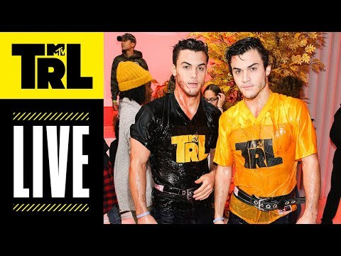 The Dolan Twins & BROCKHAMPTON Today! | TRL Weekdays at 4pm