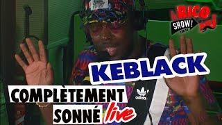 """KEBLACK """"Complètement Sonné"""" Live   Le Rico Show Sur NRJ"""