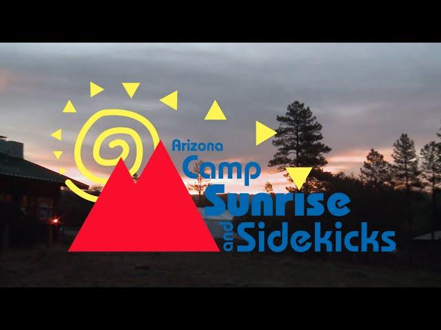 Arizona Camp Sunrise