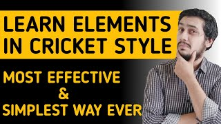 How To Learn 21 to 30 Elements#Easy Way To Learn 21 To 30 Elements#Best Way To Learn 30 Elements