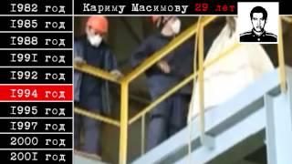 Революция в Казахстане от Назарбаева