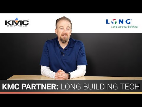 KMC Partner Testimonial – Long Building Technologies