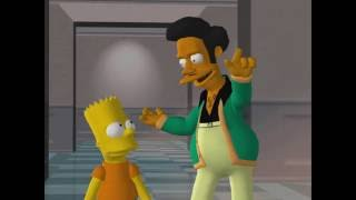 The Simpsons Hit & Run All Cutscenes Movie 480p (With Credits)