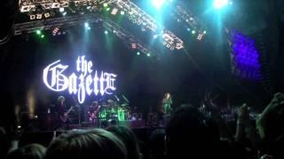The Gazette, SUMMER SONIC 2011 (любительское видео)