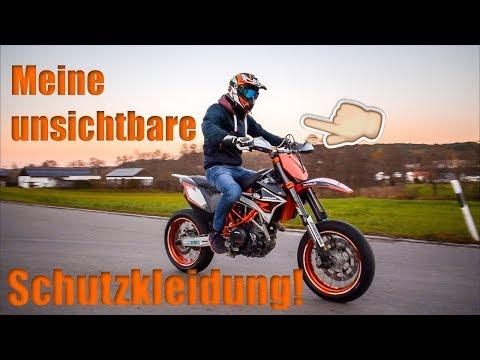 A-XOC Protektorweste/-hose   Die unsichtbare Schutzkleidung!!!