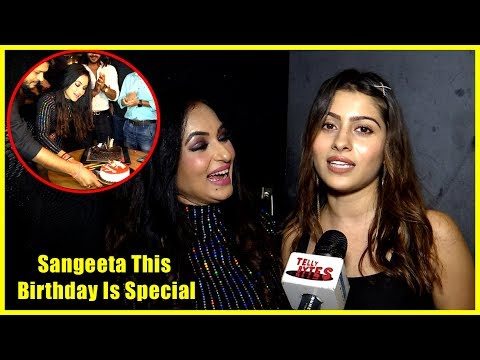 Sangeeta Kapure And Aparna Dixit Share Bound With Each Other On Her Birthday