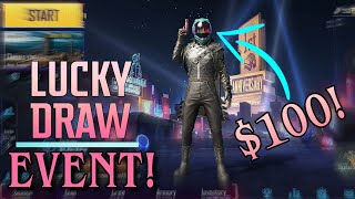 ANNIVERSARY LUCKY DRAW COLLECT DAILY VOUCHER || ANNIVERSARY SUPPLY