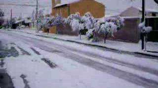 preview picture of video 'Nieve en Villa Mercedes (san luis)'