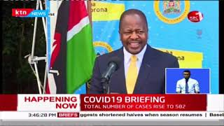 Kenyan government quarantine facilities are free