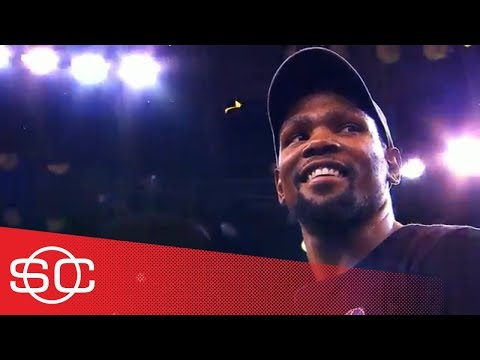 Kevin Durant's Warriors career off to a golden start | SportsCenter | ESPN