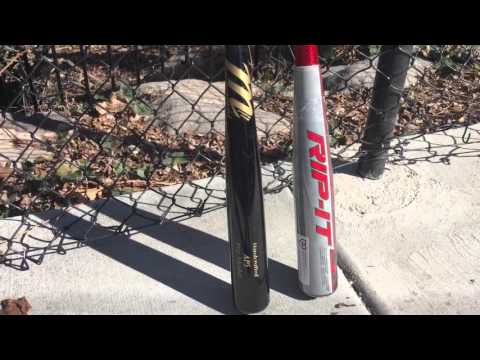Why Not to Use Wood Bat in BBCOR?