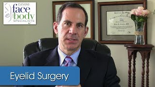 Dr. Clevens | Can Blepharoplasty get rid of crows feet?
