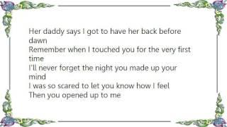 Joey McIntyre - Walkin' My Baby Back Home Lyrics