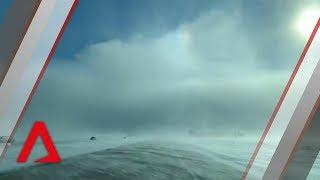 Polar vortex: Bitter cold grips United States midwest