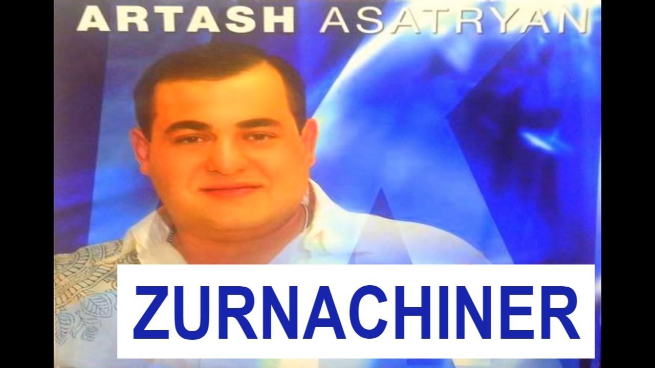 Artash Asatryan – Zurnachiner / Audio /