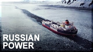 How climate change benefits Russia