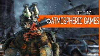 Top 10 atmospheric games