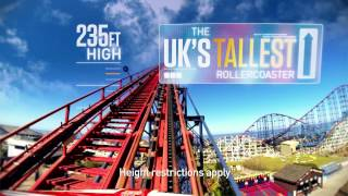preview picture of video 'WOW Weekends at Blackpool Pleasure Beach'