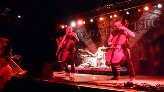 Apocalyptica - House of Chains - The Rave - Milwaukee, WI - June 6, 2015