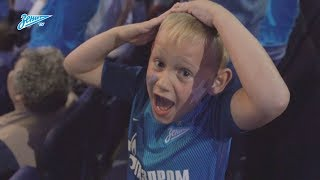 «Дзюба! Дзюба! Дзюба!»: эмоции болельщиков в фан-зоне «Смотри+ Арена»