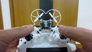 ポケットドローン『FQ777 Pocket Drone 124』:使用レポート&操作方法