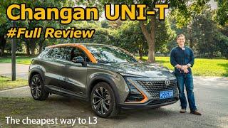 L3 Autonomy for Just $21,000 (Kind of...)- Changan UNI-T