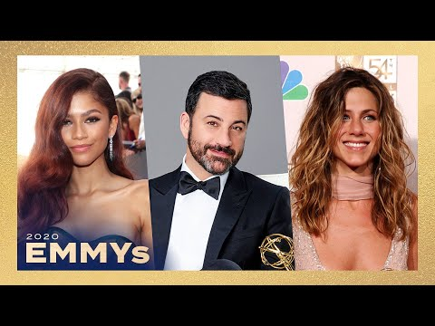 Emmys 2020: What to Expect From the VIRTUAL Ceremony, Host Jimmy Kimmel and More!