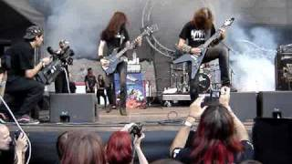 Dismember - Override of The Overture (part 2) live @BA 2007