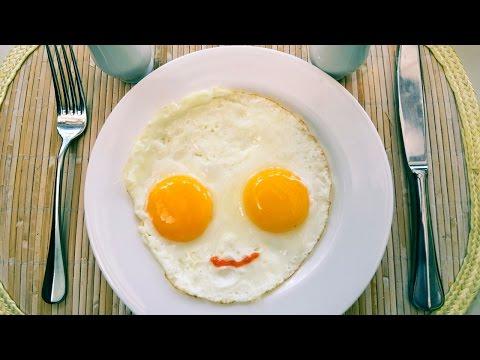 3 Wege ein Ei in der Mikrowelle zu machen!!