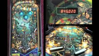 FATHOM Pinball Machine (Bally 1981)- PAPA Video Tutorial (Part 2)