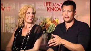 Katherine Heigl & Josh Duhamel (Life As We Know It) Interview